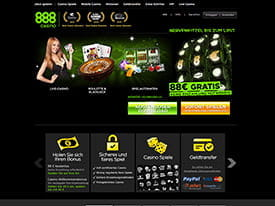 888 Casino Probleme