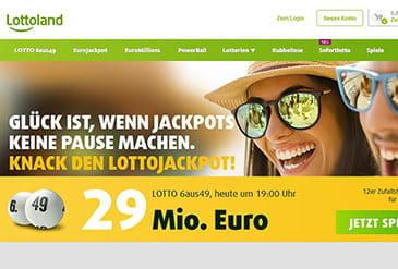 Lottoland Deutschland