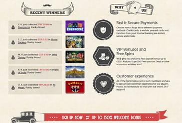 besten casino bonus mit einzahlung